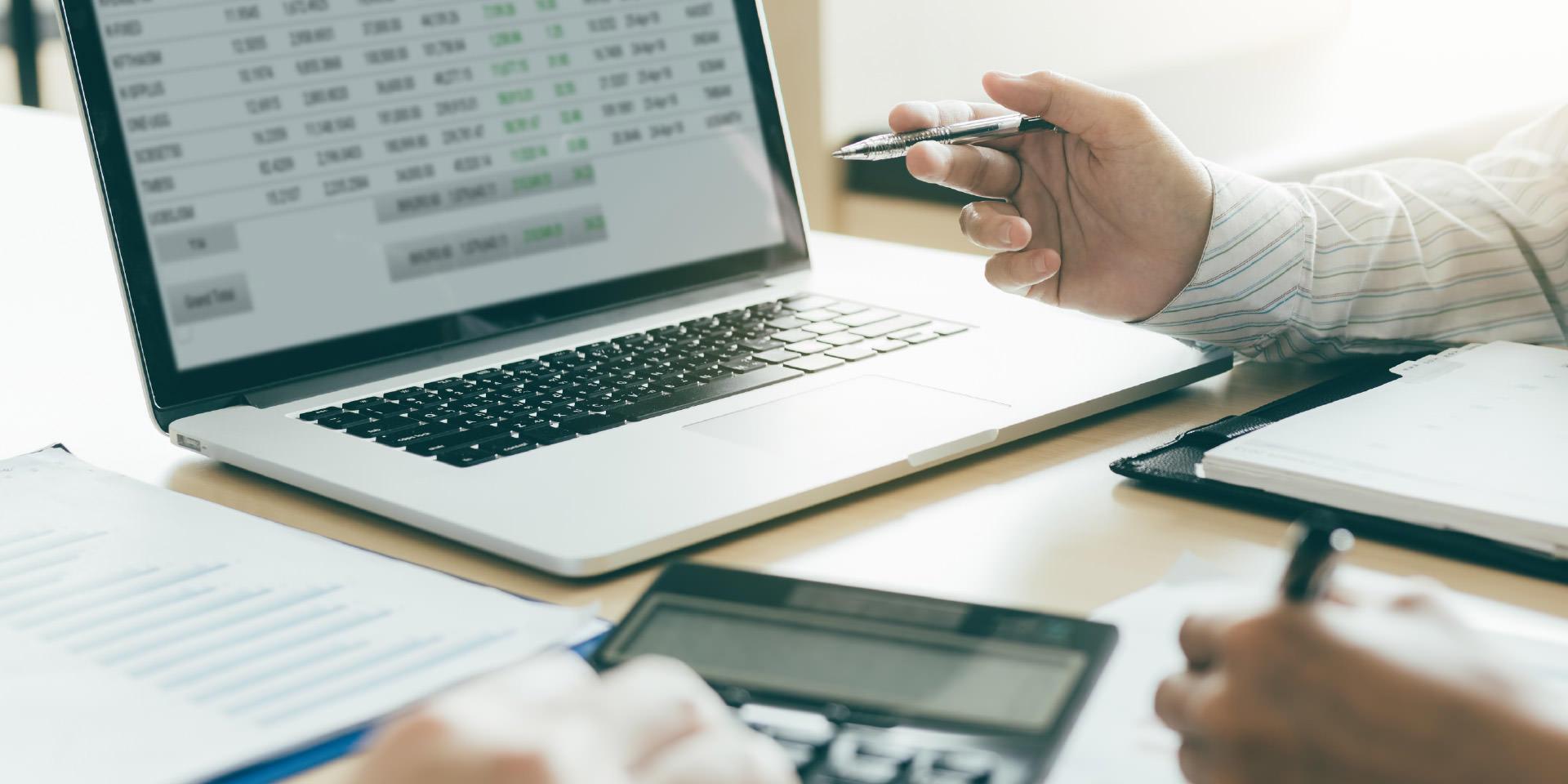 Beratung zu Steuererklärung & Jahresabschluss