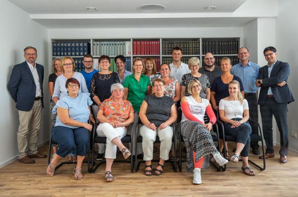 Team der Steuerberatung & Buchhaltung